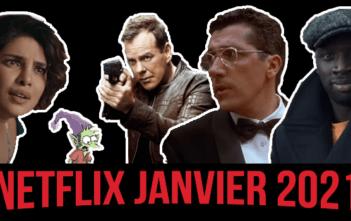 Netflix : ce qui nous attend en janvier 2021
