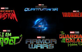 Marvel et Disney annoncent 5 films et 10 prochaines séries !