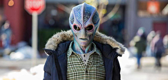 Resident Alien : Alan Tudyk joue les aliens dans la bande-annonce