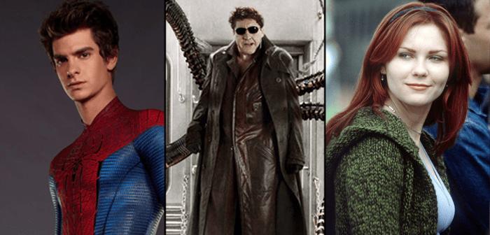 Spider-Man 3 : Andrew Garfield, Alfred Molina et Kirsten Dunst reviennent