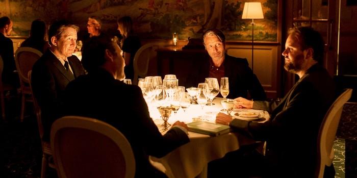 Critique Drunk : Cinquantaine sur vin
