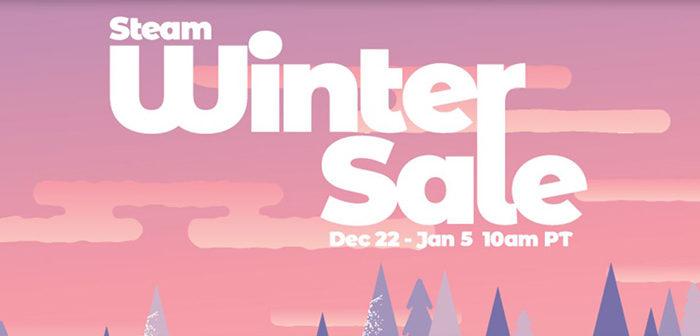 Les Steam Winter Sale 2020 sont ouvertes !