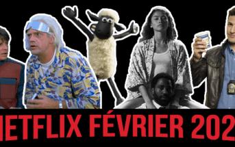 Netflix : ce qui nous attend en février 2021