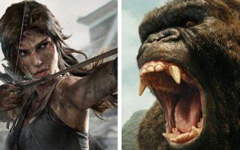 Lara Croft et King Kong débarqueront en série sur Netflix !