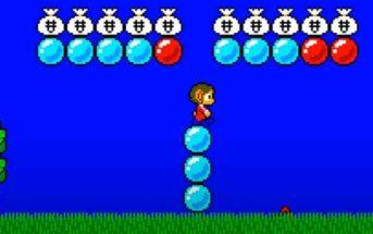 Alex Kids_Top 5 des jeux vidéo proposant des jeux de hasard