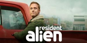 Critique Resident Alien saison 1 épisodes 1, 2 & 3 : délice loufoque !