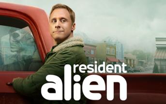 Critique Alien Resident saison 1 épisodes 1, 2 & 3 : délice loufoque