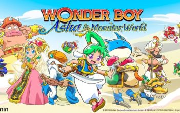 Une date pour Wonder Boy Asha in Monster World