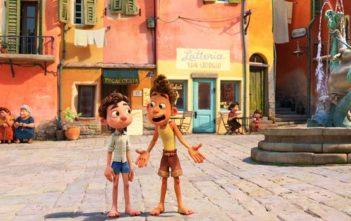 Luca : bande-annonce sur la Riviera italienne pour le prochain Pixar