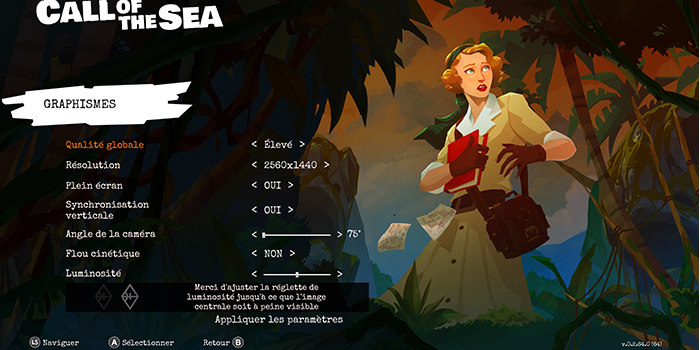 Test Call of The Sea : Voyage Voyage