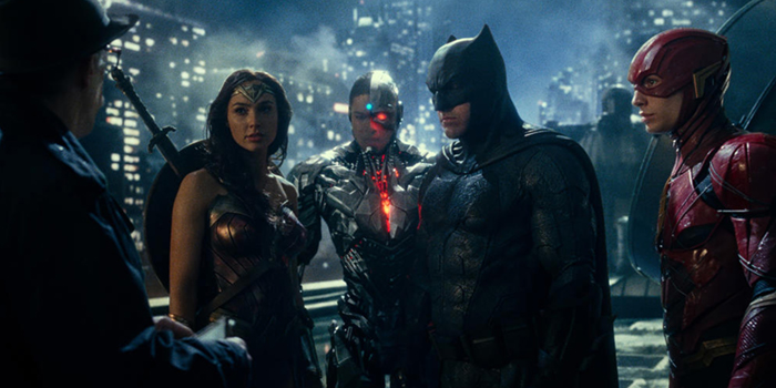 Critique Zack Snyder's Justice League : une belle correction