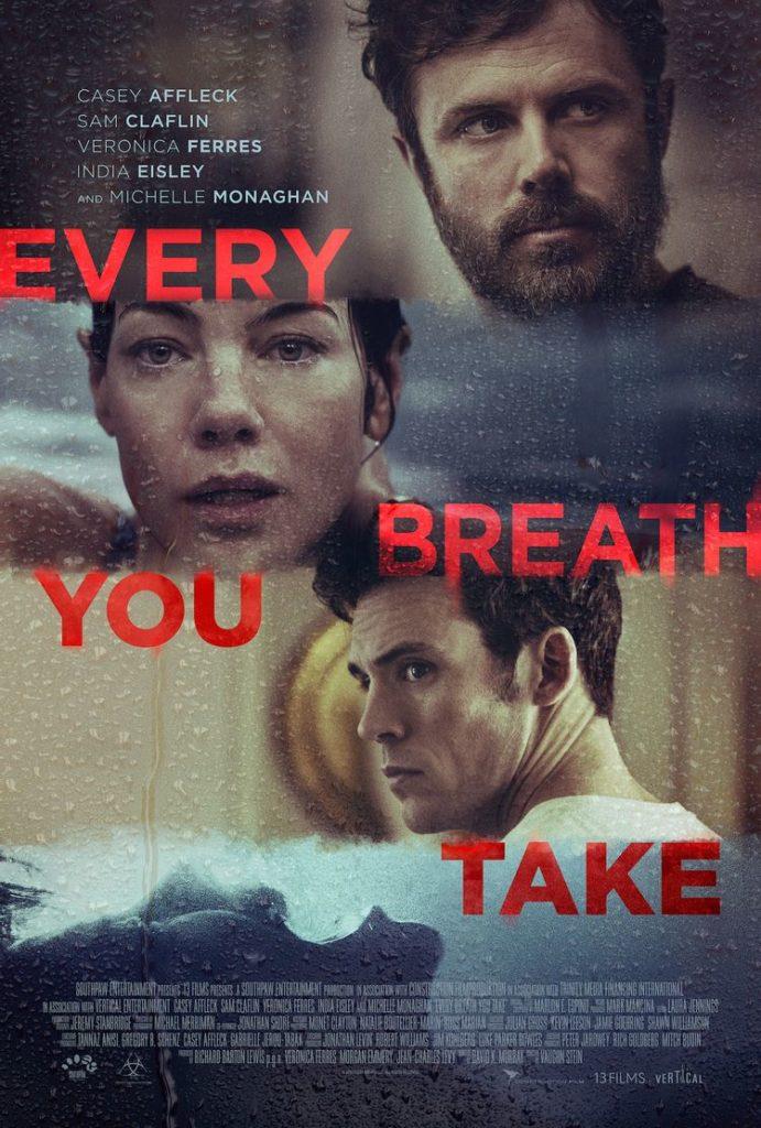 Every breath you take : un trailer psychologique pour Casey Affleck et Sam Claflin