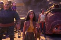 Critique Raya et le Dernier Dragon : un dragon pour les rassembler tous