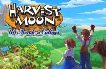 Test Harvest Moon Un Monde à Cultiver, plantage ou culture réussie
