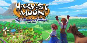 Test Harvest Moon : un Monde à Cultiver, gros plantage ou belle récolte ?