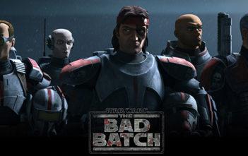The Bad Batch : bande-annonce pour la série animée Star Wars