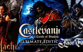 Top 3 des Castlevania Like sur Switch