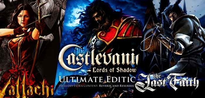 Top 3 des Castlevania Like sur Switch