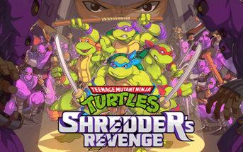 TMNT : Shredder's Revenge crie Cowabunga