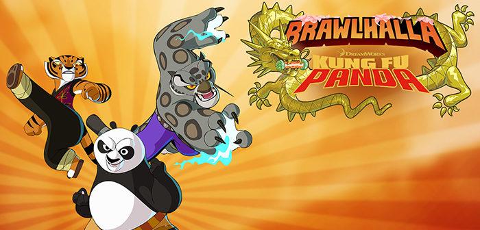 Kung Fu Panda s'invite dans Brawhalla