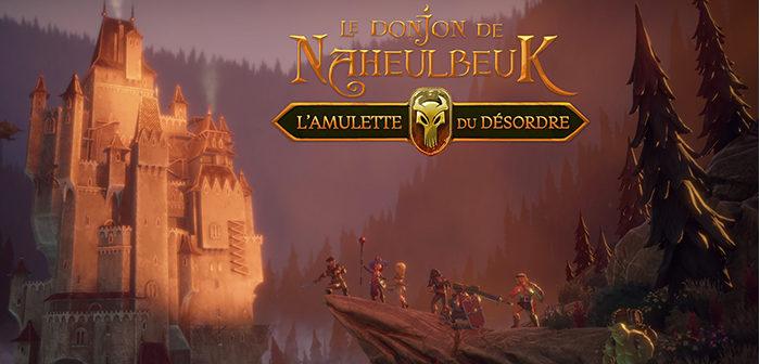 Test Le Donjon de Naheulbeuk - l'Amulette du Désordre : De quoi être fiers... de hache