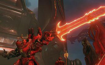 Test Doom Eternal – The Ancient Gods Part II : Git God