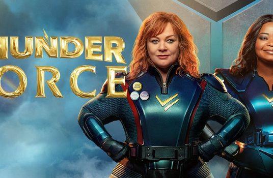 Critique Thunder Force : le ridicule ne rend pas plus fort