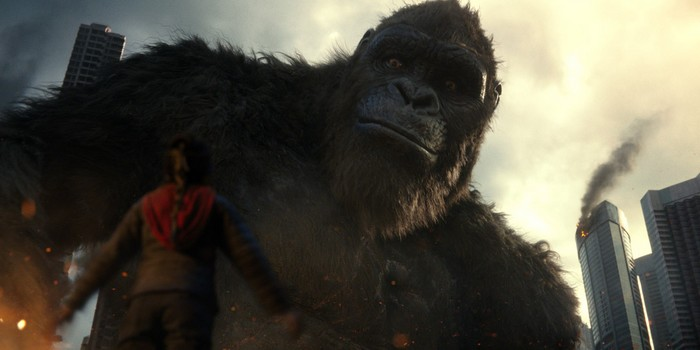 Critique Godzilla vs Kong :