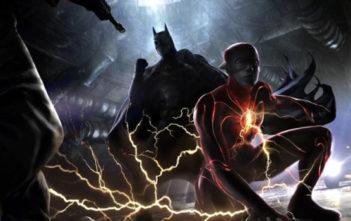 Le film The Flash annonce son tournage avec un nouveau logo