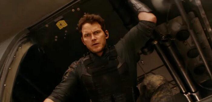 The Tomorrow War : Chris Pratt va taper de l'alien dans le futur