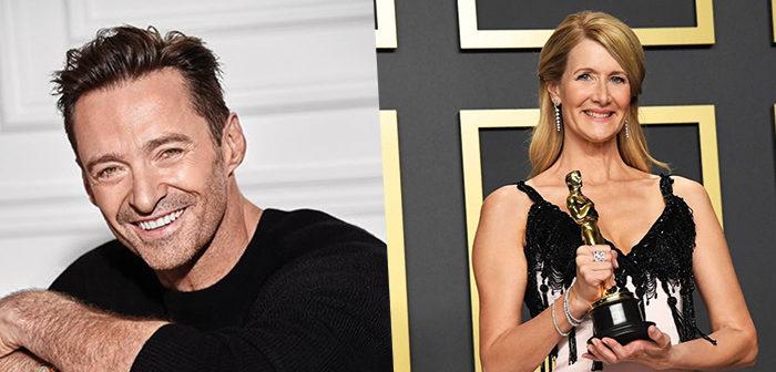 Hugh Jackman et Laura Dern dans l'après The Father