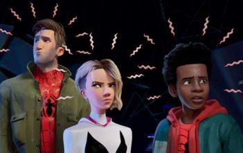 Spider-Man into the Spider Verse 2 le trio de réalisateurs officialisé