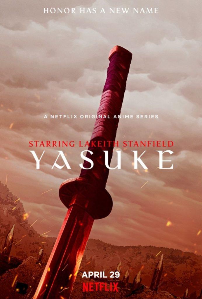 Yasuke : le légendaire samouraï noir se dévoile en bande-annonce