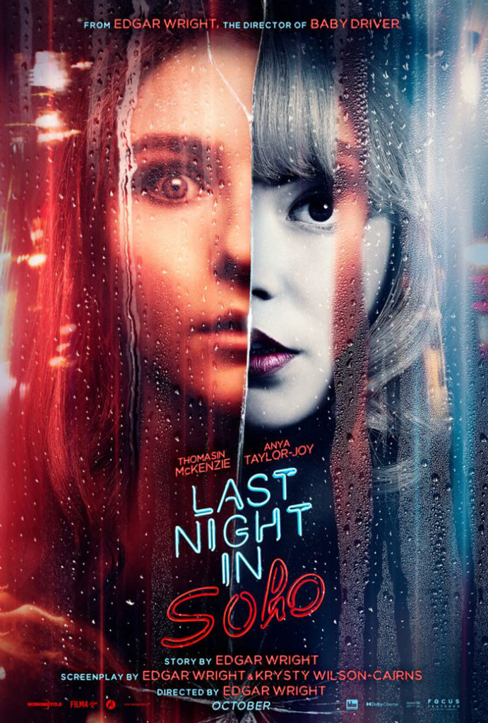 Last Night in Soho dévoile sa bande-annonce hypnotique