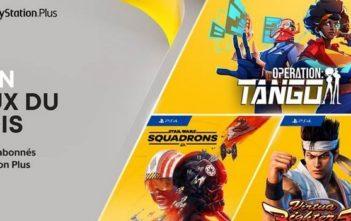 Les jeux PlayStation Plus de juin 2021