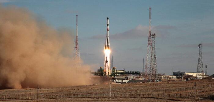 Les russes vont tourner le premier film dans l'espace !