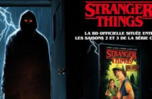 Stranger Things : Colo de sciences s'annonce en librairies
