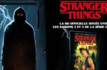 Stranger Things : Colo de sciences s'annonce en librairies