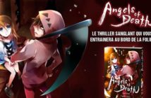 Angels of Death arrive en librairies