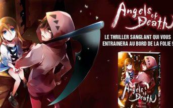 Angels of Death arrive en librairies