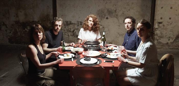 Avignon 2021 – Raclette : un repas convivial, il paraît…