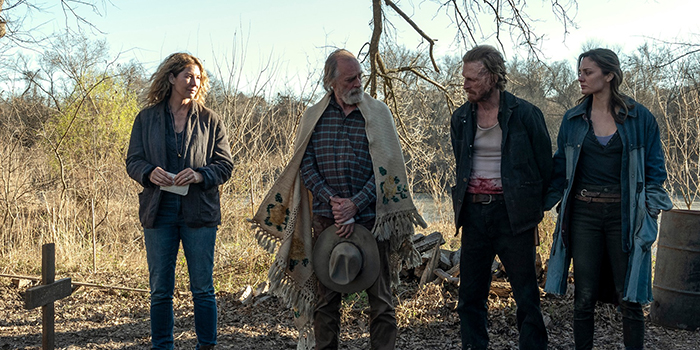 Critique Fear The Walking Dead saison 6 : this is just the beginning