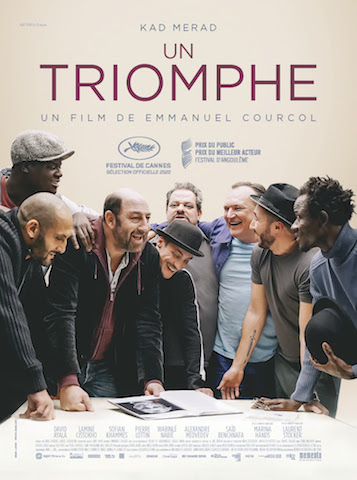 Critique Un triomphe - l'évasion par le théâtre