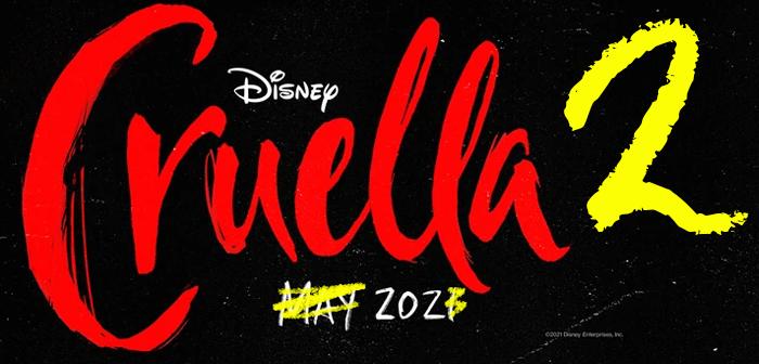 Cruella 2 déjà en développement chez Disney
