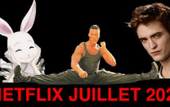 Netflix : ce qui nous attend en juillet 2021