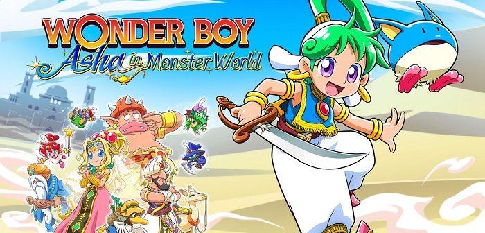 Test Wonder Boy : Asha in Monster World, Remake monstrueusement léger