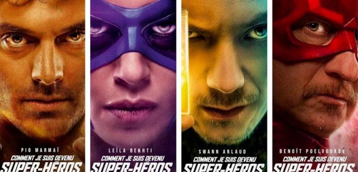 Comment je suis devenu super héros révèle son trailer épique !