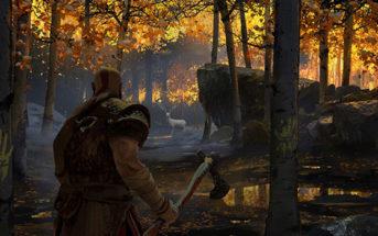God of War Ragnarok sortira en 2022... et sur PS4