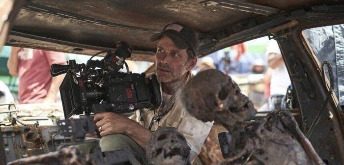 La série de Zack Snyder Twilight of the Gods dévoile son casting