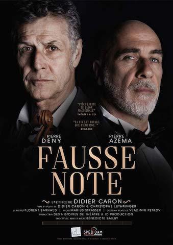Espace Roseau Teinturiers - Theatre Avignon OFF 2021 - Fausse Note